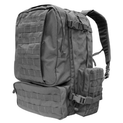 Best Bug Out and Survival Backpacks Guide Condor 3 Day Assault Pack Front