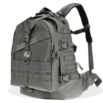 Best Bug Out and Survival Backpacks Guide Maxpedition Vulture 2 Backpack Front