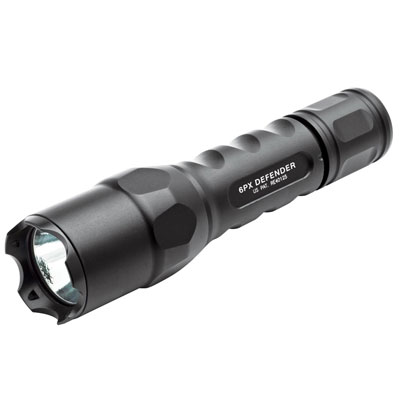 The Best Tactical Flashlights and Best Tactical Flashlight Guide SureFire 6PX Defender