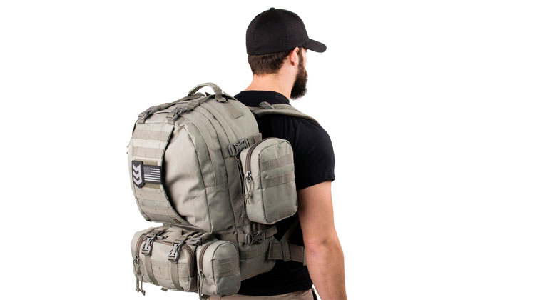 Best Bug Out and Survival Backpacks Guide Paratus Tactical Backpack Usage