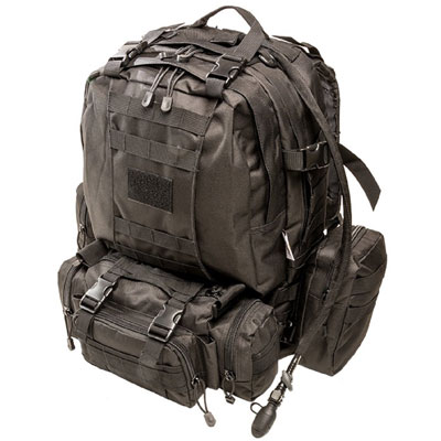 Guide to the Best Bug Out and Survival Backpacks Monkey Paks Front