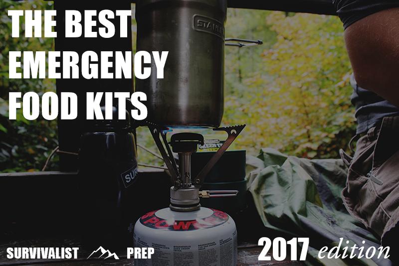 Best Emergency Food Kits