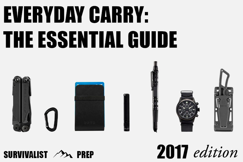Everyday Carry - The Essential Guide