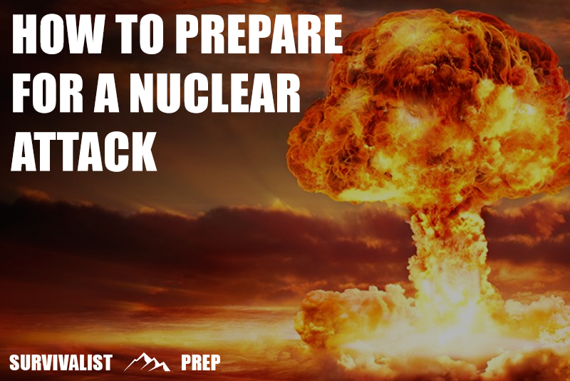 How to prepare for a nuclear attack