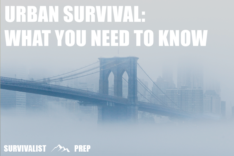 Urban Survival What You Need to Know