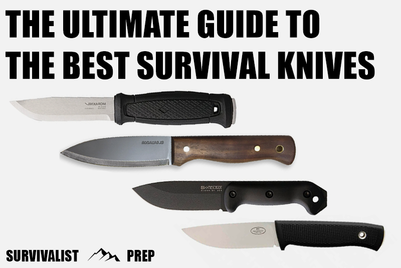 Best Survival Knives Guide Find the Best Survival Knife for Every Requirement
