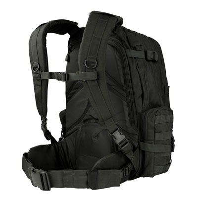Best Bug Out and Survival Backpacks Guide Condor 3 Day Assault Pack Back