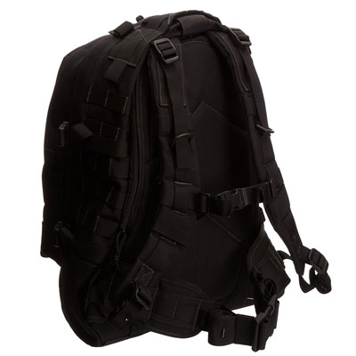 Best Bug Out and Survival Backpacks Guide Maxpedition Vulture 2 Backpack Back
