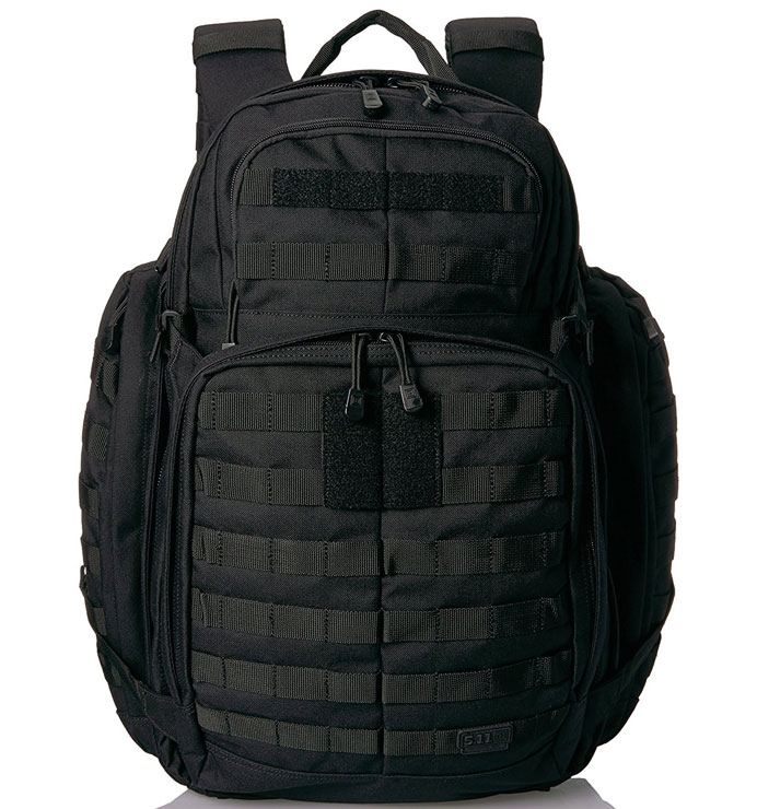 Best Bug Out Bag Guide 5-11 Tactical Rush72 Bug Out Backpack