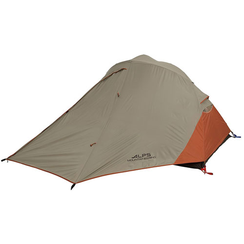 The Ultimate Guide to the Best Survival Tent Options - ALPS Mountaineering Extreme 2 Person Tent Exterior