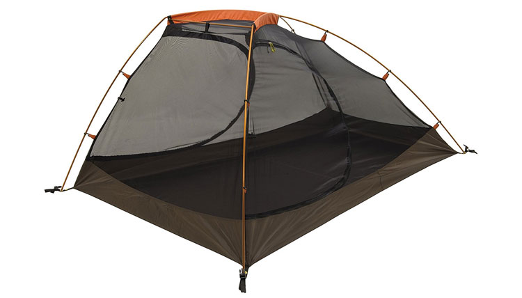 The Ultimate Guide to the Best Survival Tent Options - ALPS Mountaineering Zephyr 3 Person Tent Construction
