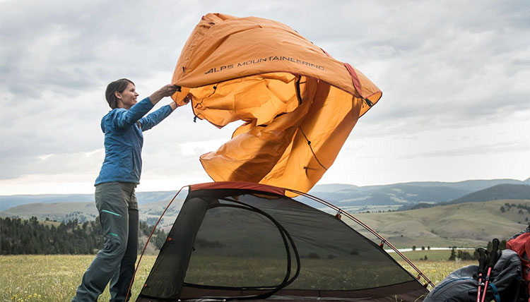 Best-Survival-Tents-ALPS-Mountaineering-Zephyr-Tent-Assembly : best survival tents - memphite.com