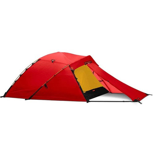 The Ultimate Guide to the Best Survival Tent Options - Hilleberg Jannu Exterior Red