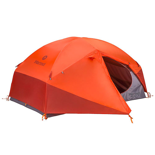 The Ultimate Guide to the Best Survival Tent Options - Marmot Limelight 3P Tent Exterior