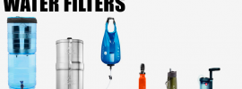 best survival water filters