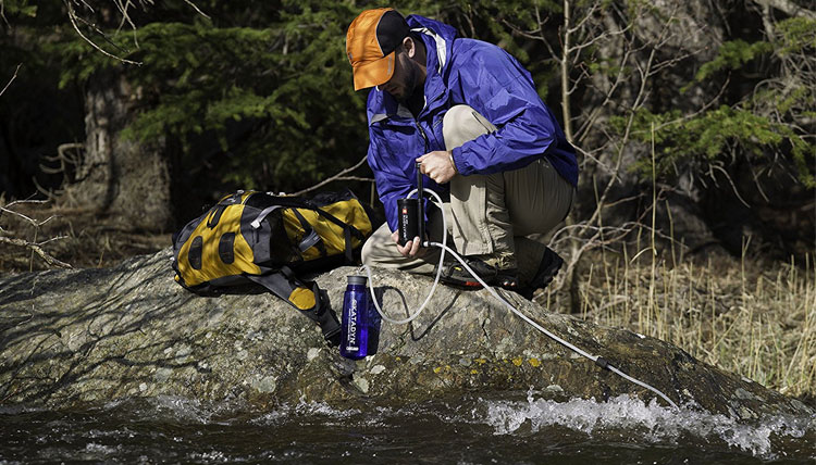 best survival water filters katadyn hiker pro microfilter