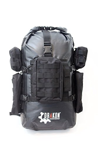 Go Bag Is Truly A Unique Survival Backpack Solution Effectively Combining High Performance Dry With Capacity Tactical Bug Out