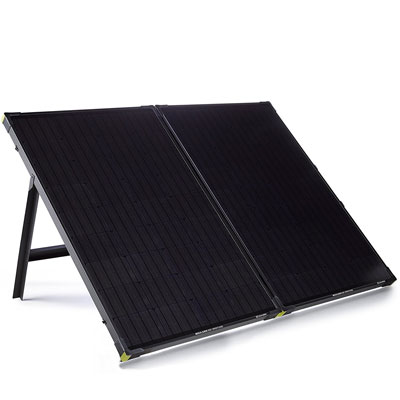 Survivalist Prep Best Solar Generators Goal Zero 200W Briefcase Solar Panel