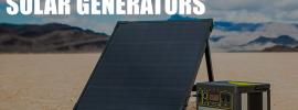 Survivalist Prep The Best Solar Generators and Solar Panel Systems
