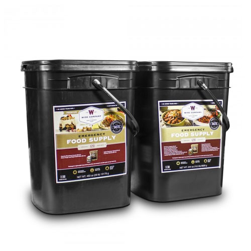 Best Emergency Survival Food Kits and Emergency Meal Kits Wise Company Emergency Food Supply