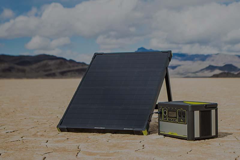 The-Best-Solar-Generators-Survivalist Prep