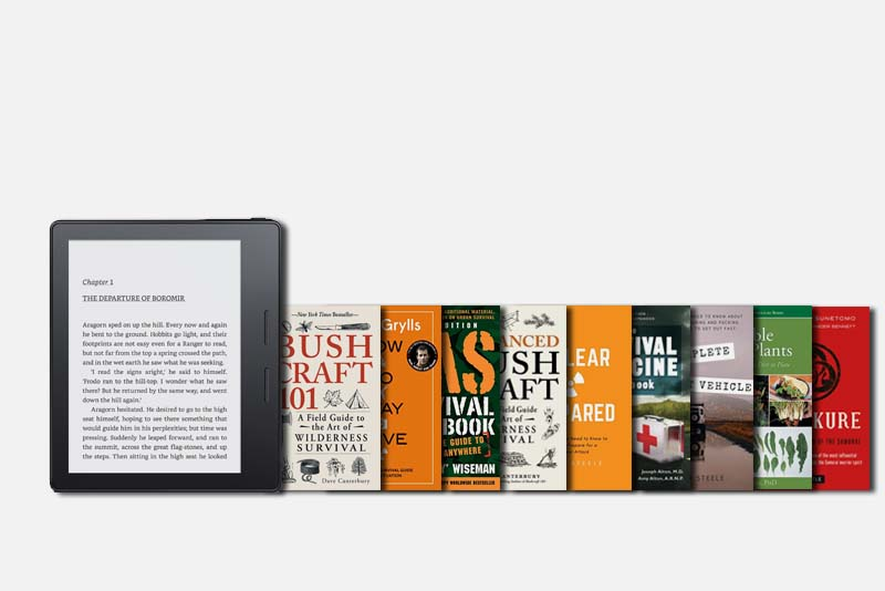 Bug Out Kindle