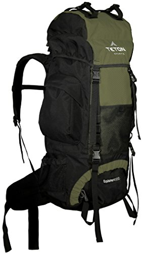 The Explorer 4000 Provides An Epic 65 Liters Cubic Inches Of Ng Capacity Making It A Good Candidate As One Best Hiking Bug Out Backpacks