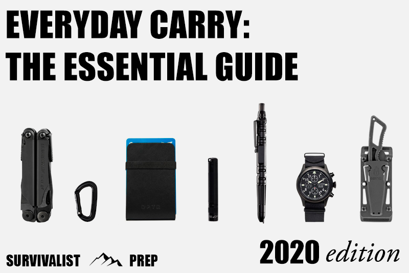 Best-Everyday-Carry-Kit-for-2020-Survivalist Prep