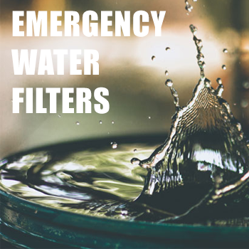Pandemic Preparedness Guide - Emergency Water Filters