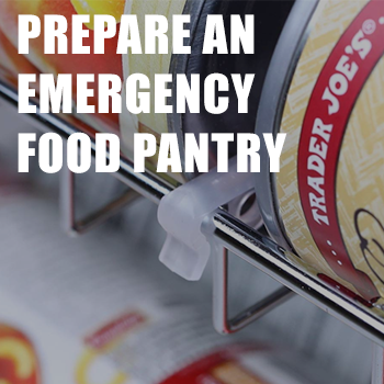 Pandemic Preparedness Guide - Emergency Food Pantry